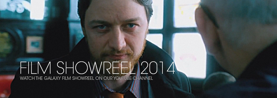 Film Showreel 2014