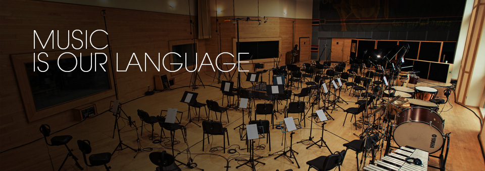 Music is our language