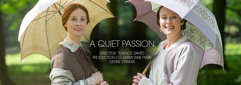 A Quiet passion (audio)