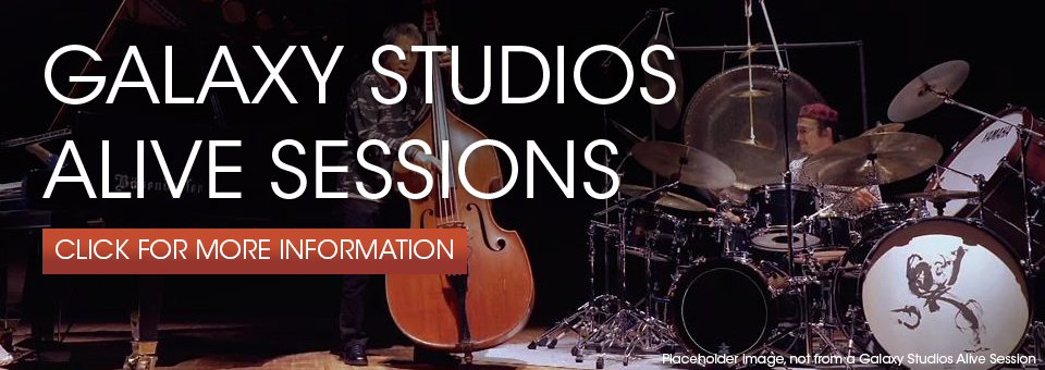 Galaxy Studios Alive Sessions